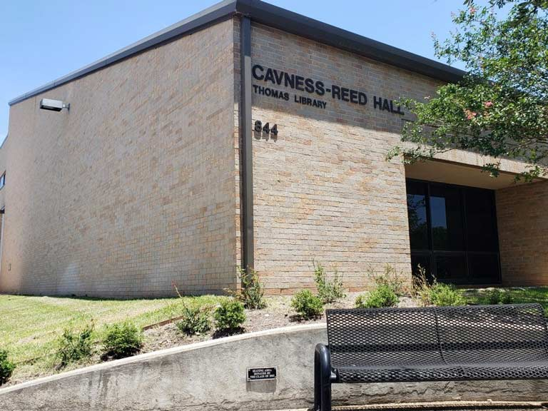 Cavness-Reed Hall