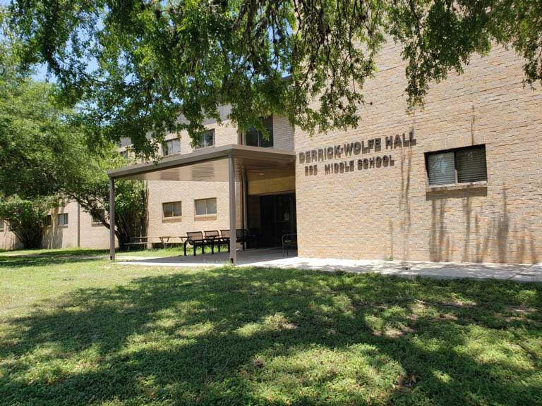 Derrick-Wolfe Hall