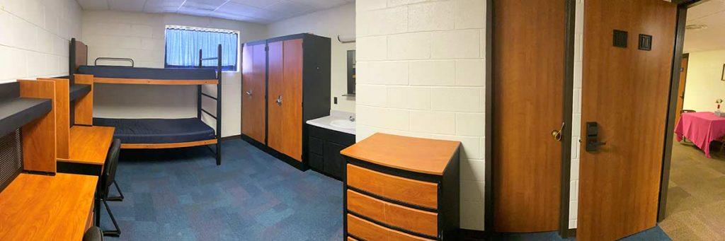 SMA Dormitory Room