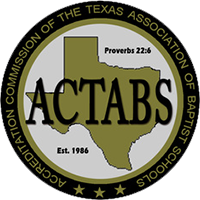 Accreditation Commision of the Texas Association of Boarding Schools (ACTABS) logo