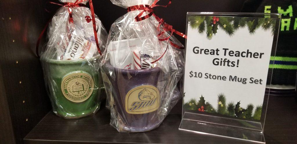christmas shopping teacher gifts