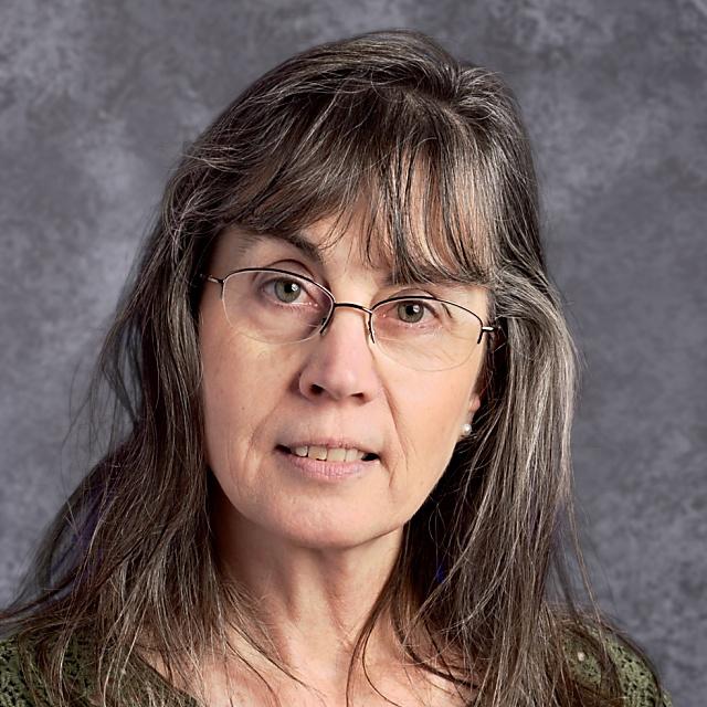 Headshot of Madeline Delong